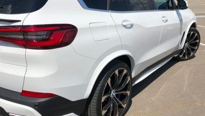 FERZ arches for BMW X5