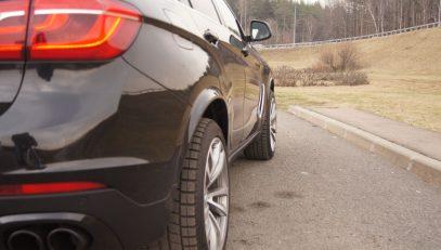 FERZ arches for BMW X6 F16